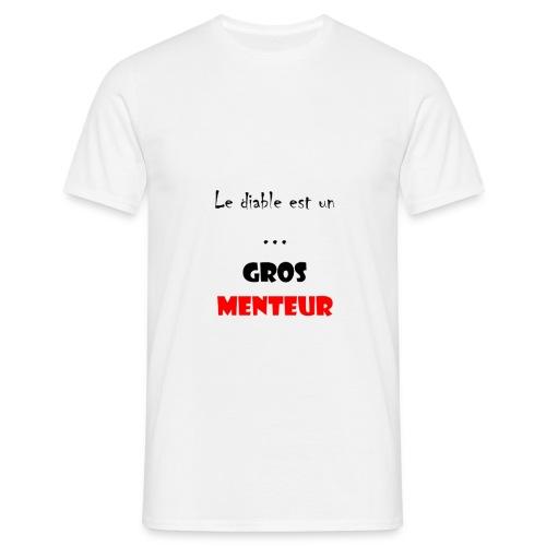 #LDEUGM T-shirt homme - T-shirt Homme