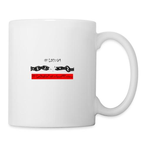 #LDEUGM tasse - Mug blanc