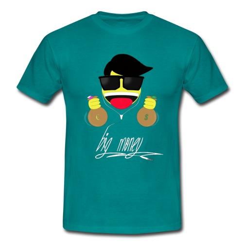 Muzzili Bigmoney - Maglietta da uomo