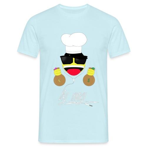 Muzzili Bigmoney (CHEF) - Maglietta da uomo