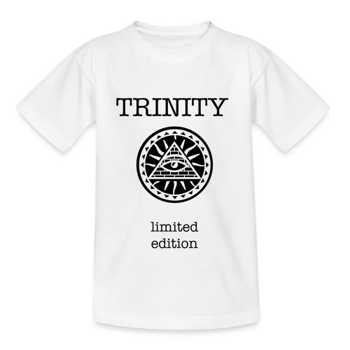 Trinity Special Edition 1 of 3 T-Shirt - Teenage T-Shirt