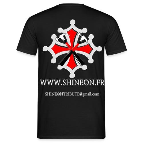 T-SHIRT SHINE ON - NOIR  1994 - T-shirt Homme