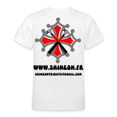 ADOS BLANC 70s - T-shirt Ado