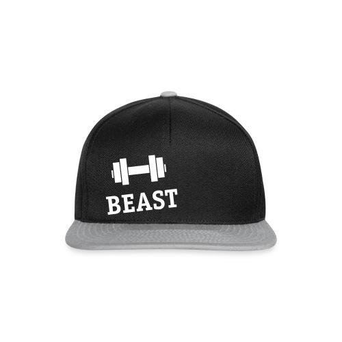 Beast Cap - Snapback Cap
