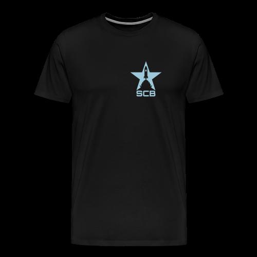 SCB - T-Shirt Men - Männer Premium T-Shirt