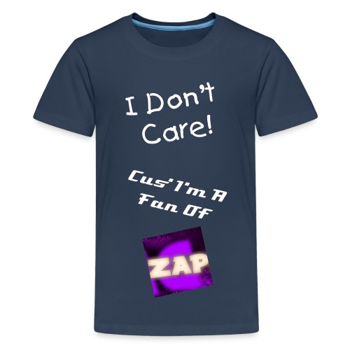 Zap | T-Shirt - Teenage Premium T-Shirt