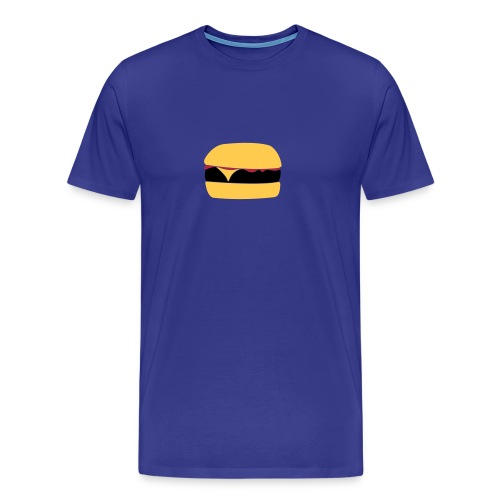 A constant reminder placed right on your gullet. Eat in front of a mirror for best results. - Men's Premium T-Shirt