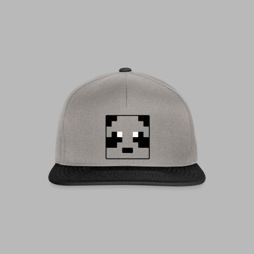 Panda Snapback Cap - Snapback Cap