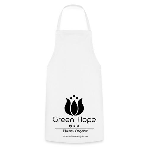 Tablier cuisine - Black Design - Gren Hope - Tablier de cuisine
