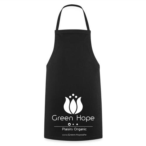 Tablier cuisine - White Design - Gren Hope - Tablier de cuisine
