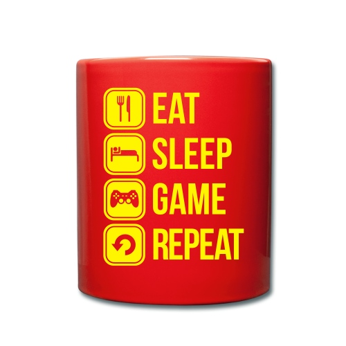 Gamers Mug - Full Colour Mug