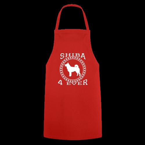 Shiba 4 Ever Schürze - Kochschürze