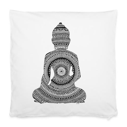 Housse de coussin bouddha Graphizen - Housse de coussin 40 x 40 cm