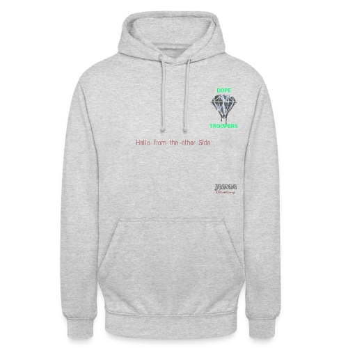 Hello from the other Side - Hoodie - Unisex Hoodie