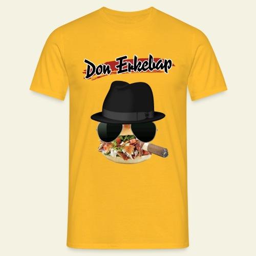 Don Erkebap - Männer T-Shirt