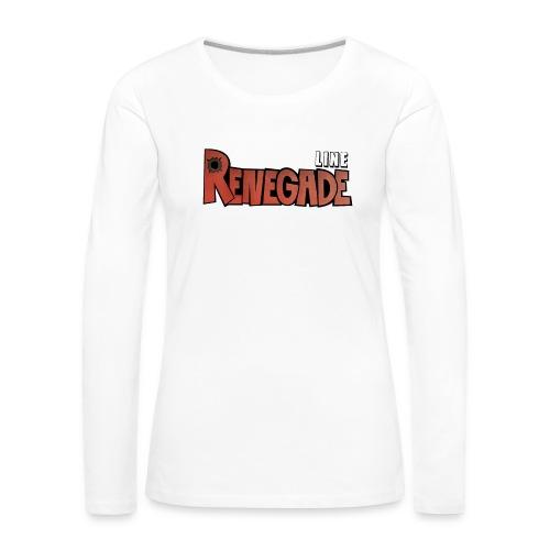 RGL Logo long sleeve - Women's Premium Longsleeve Shirt