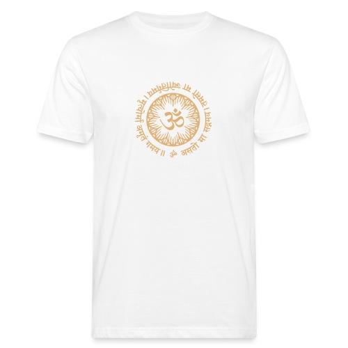 Asato Ma Mantra - Männer Bio-T-Shirt
