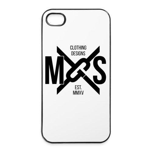 MGS iPhone 4/4S Case - iPhone 4/4s Hard Case