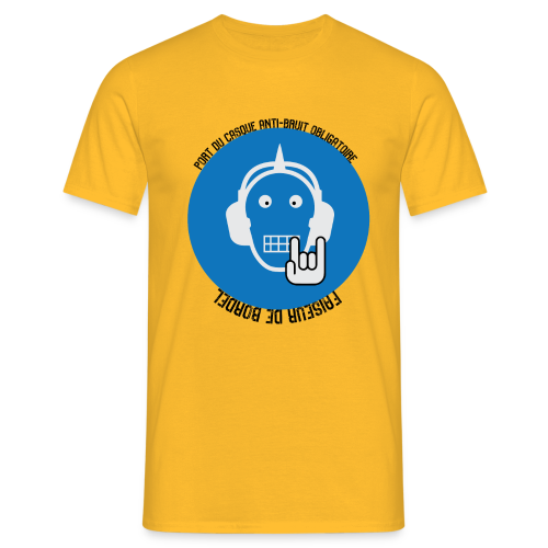 Tee-Shirt Bordel Homme - T-shirt Homme