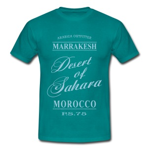 Morocco - T-shirt Homme