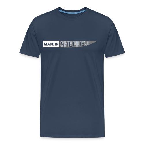 Made In Sheffield T-Shirt - Men's Premium T-Shirt