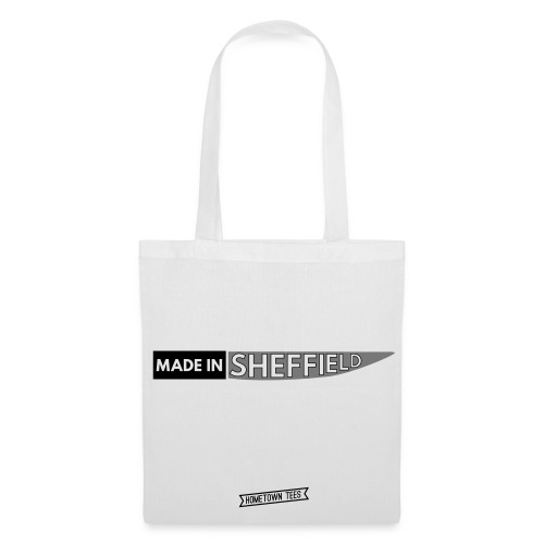 Made In Sheffield Tote Bag - Tote Bag