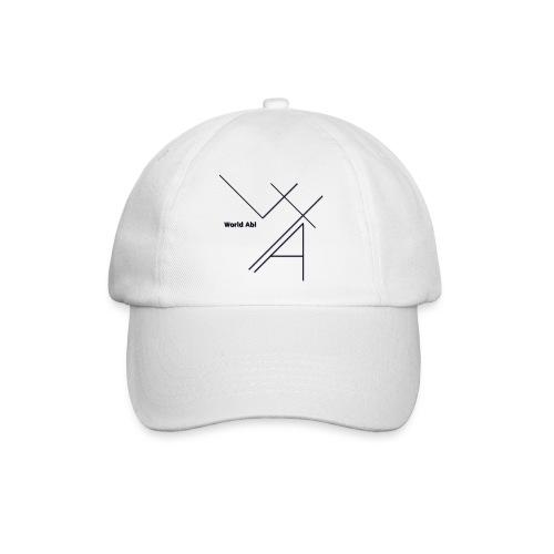 World Abl white HAT - Casquette classique