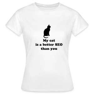 Cat SEO - Women's - Women's T-Shirt