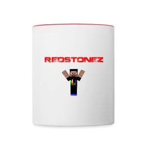 RedstoneZ Coffee Mug - Contrasting Mug