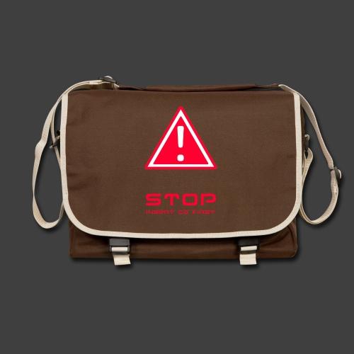 STOP - Shoulder Bag