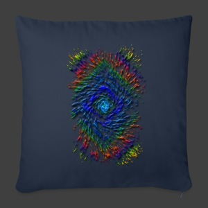Color Twister - Sofa pillow cover 44 x 44 cm