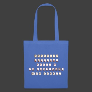 Keyboard missing - Tote Bag