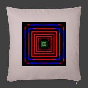 pls come in - Sofa pillow cover 44 x 44 cm
