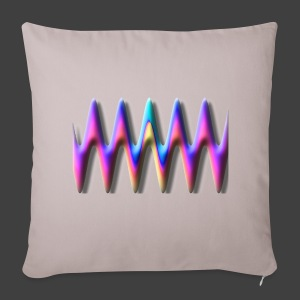 Frequency - Sofa pillow cover 44 x 44 cm