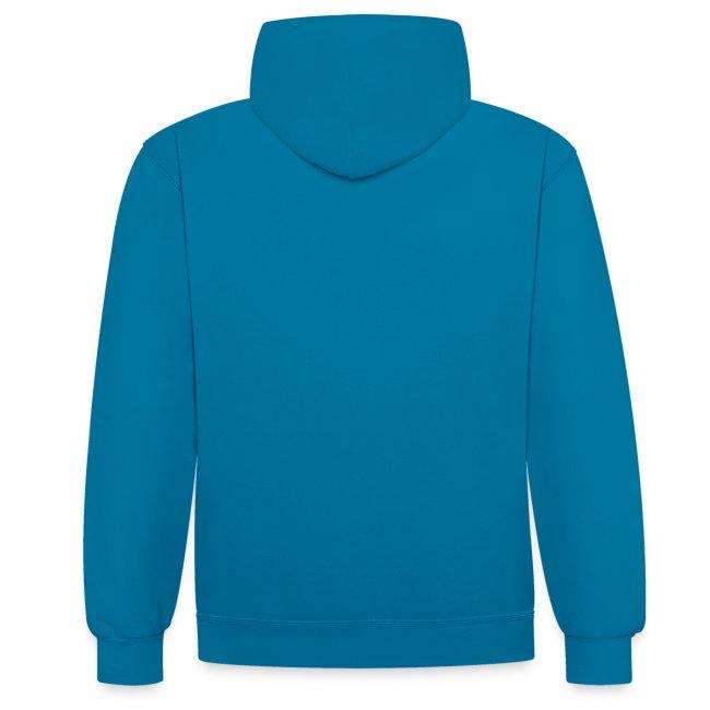 Azul y Oro hoodie