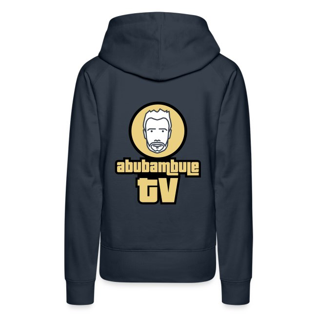 Damen Kapuzenpullover - Abubambule TV - GE Logo in verschiedenen Farben