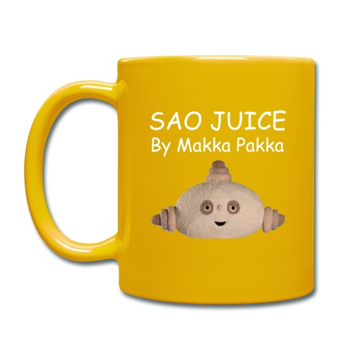 Crappy Werewolf Jokes SAO Juice Mug - Full Colour Mug