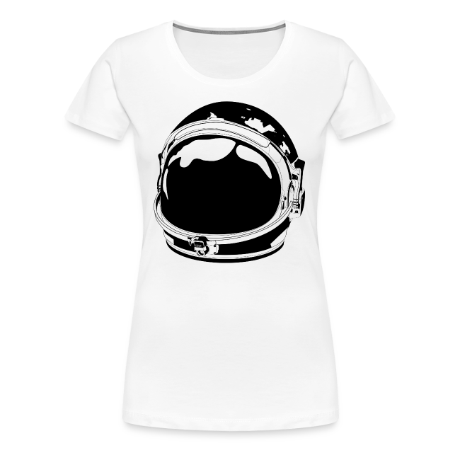 The Cosmonaut (Women's premium short sleeve)