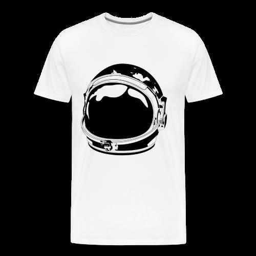 The Cosmonaut (Men's premium shirt sleeve) - Men's Premium T-Shirt