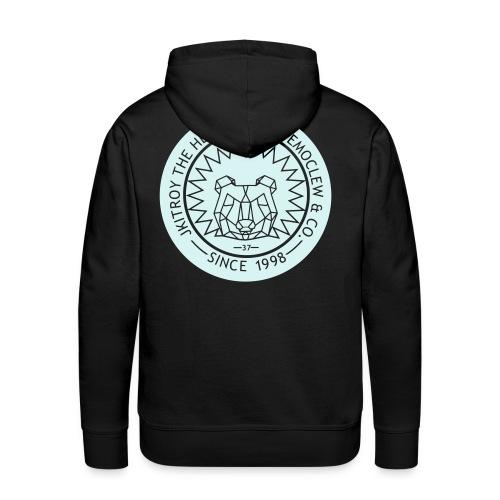 Jkitroy Reflexive Sweatshirtv - Full - Sweat-shirt à capuche Premium pour hommes