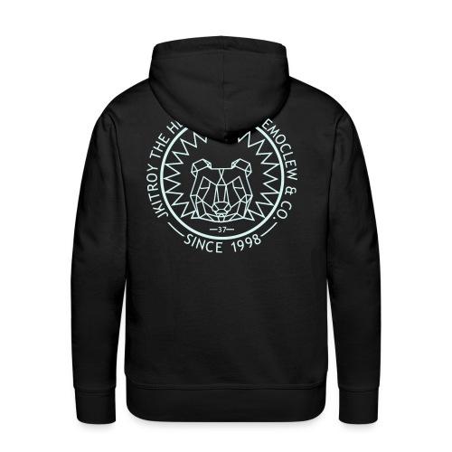 Jkitroy Reflexive Sweatshirt - Fine - Sweat-shirt à capuche Premium pour hommes