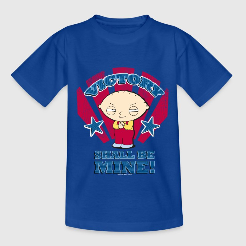 Family Guy Stewie Griffin Victory tee shirt ado - T-shirt Ado