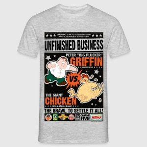 Family Guy Peter Griffin Unfinished Business Men T - Men's T-Shirt