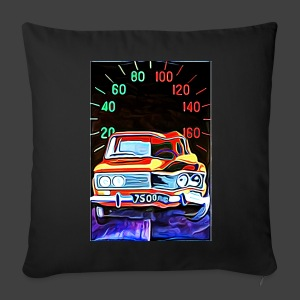 Speed - Sofa pillow cover 44 x 44 cm
