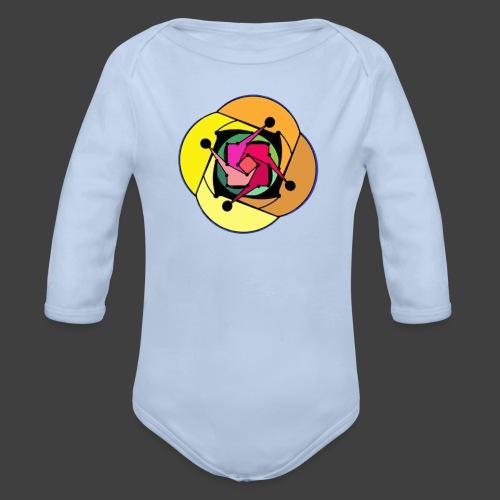 Simple Brainwashing - Organic Longsleeve Baby Bodysuit