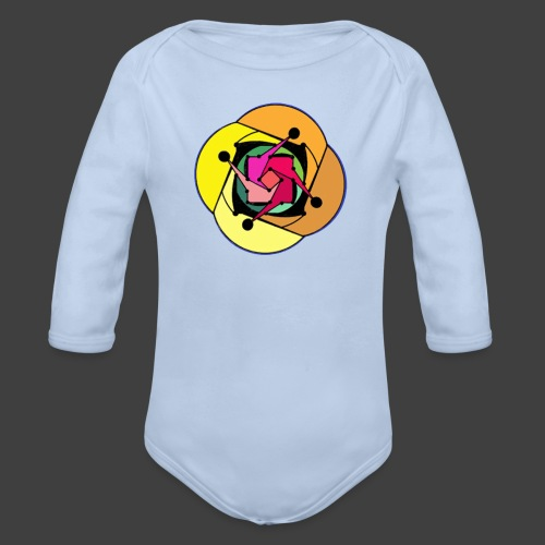 Simple Brainwashing - Organic Longsleeve Baby Bodysuit