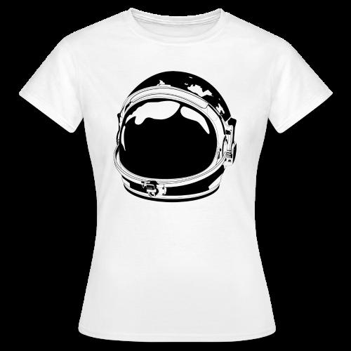 The Cosmonaut (Women's short sleeve) - Women's T-Shirt