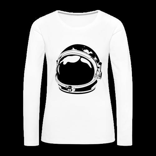 The Cosmonaut (Women's premium long sleeve) - Women's Premium Longsleeve Shirt