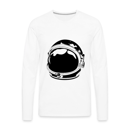 The Cosmonaut (Men's premium long sleeve) - Men's Premium Longsleeve Shirt