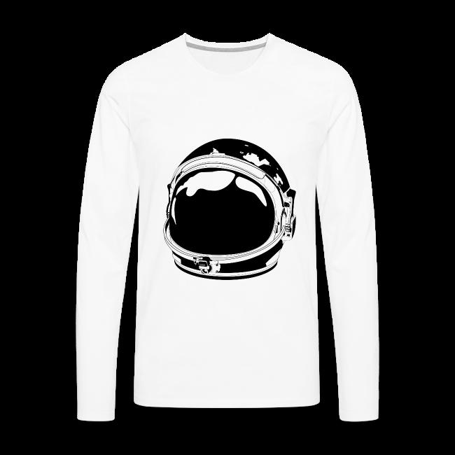 The Cosmonaut (Men's premium long sleeve)